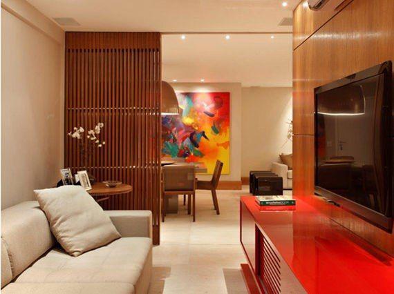 Divisórias Que Substituem Paredes. Living RoomInterior DesignHome ... Part 82