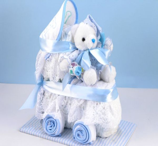 Baby Diaper Carriage-Boy