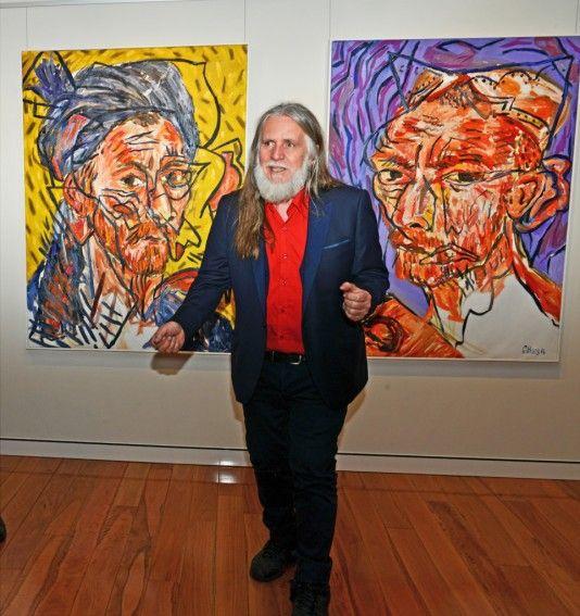 2015 George Gittoes AM | Sydney Peace Foundation