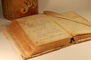 Old Fashioned Recipes - Great Grandma's Cookbook