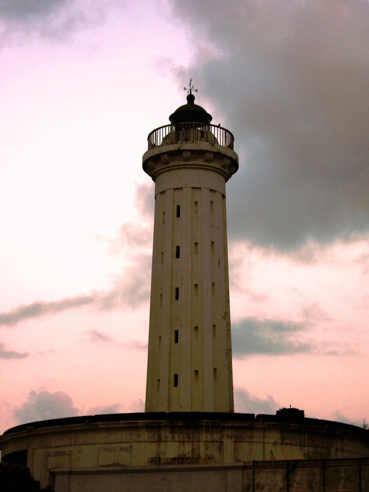 Chasing lighthouses, Pondicherry, India