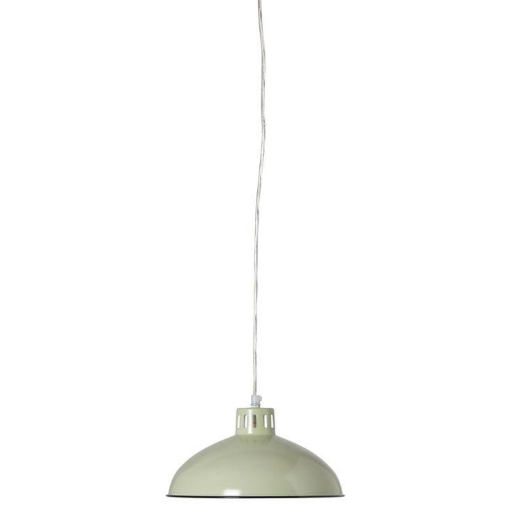 Rusken pendel, grønn i gruppen Belysning / Lamper / Taklamper hos ROOM21.no (111463)