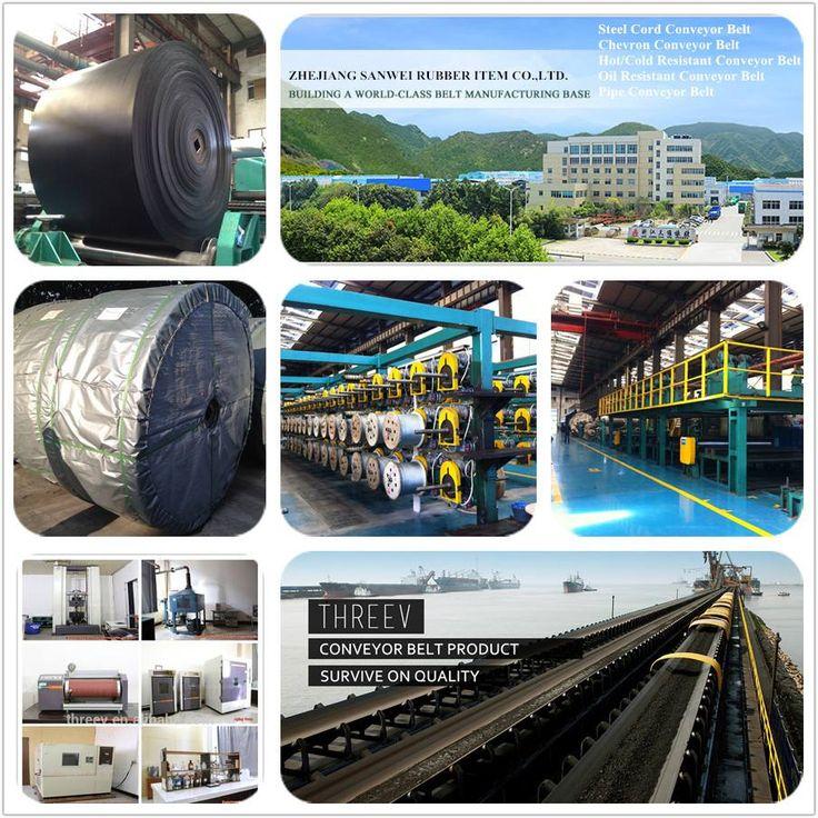 we could produce EP conveyor belt,NN conveyor belt, Steel cord conveyor belt, Flame retardant conveyor belt, High temperature resistant conveyor belt, Chevron conveyor belt, Cold resistant conveyor belt. We have passed ISO, South Africa SABS, European CE and Rohs certifications. contact me by glorialiu1981@gmail.com  skype: gloria.liu81, whatsapp +8615268870678