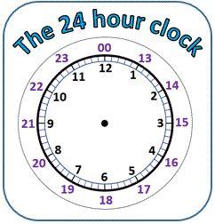 Best 25+ 24 hour clock ideas on Pinterest | Clock converter ...
