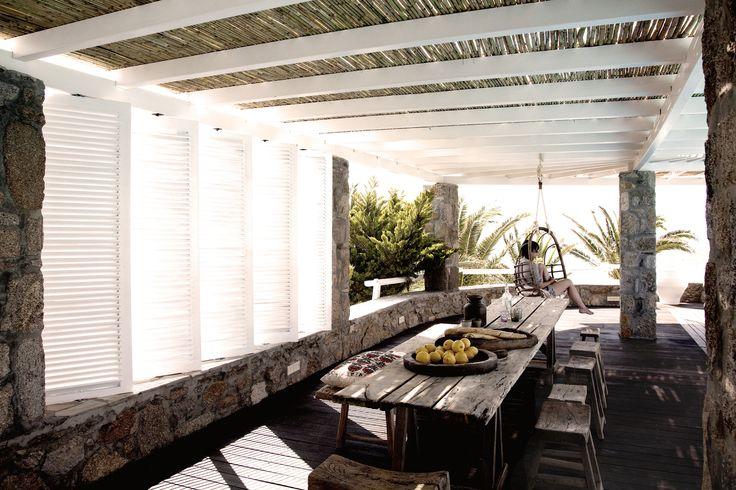 Hotel San Giorgio in Mykonos on flodeau.com 37