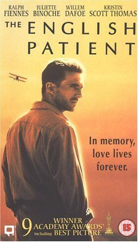 'The English Patient', based on Michael Ondaatje's novel, won nine Academy Awards in 1996