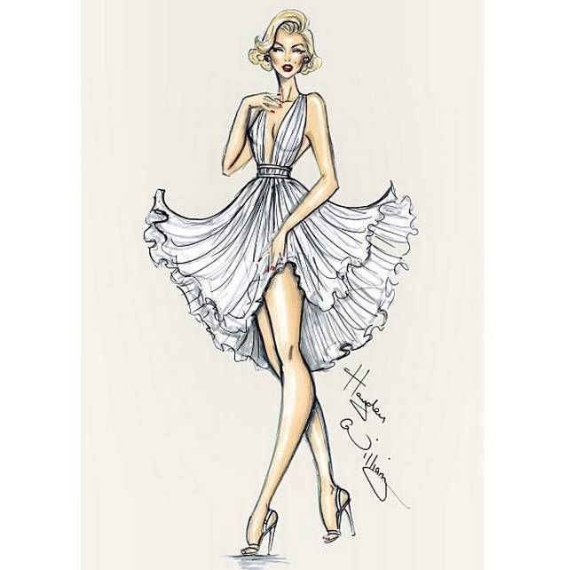 Marylin Monroe by Hayden Williams | Fashion News | The You Way | Aftonbladet