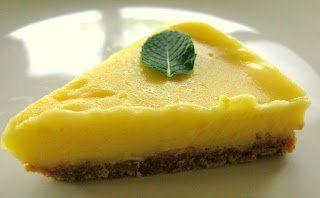 15 perces citromtorta | Bonnie konyhája