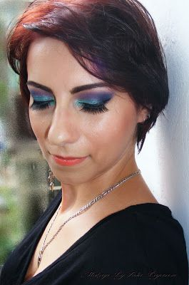 Makeup by Iulia Bajenaru