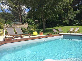 Villa+d'architecte+avec+piscine+à+Montpellier+(quartier+d'Aiguelongue)+++Location de vacances à partir de Montpellier @homeaway! #vacation #rental #travel #homeaway