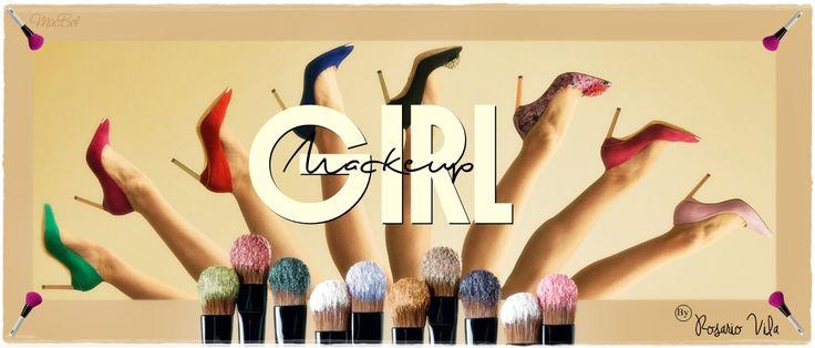 Fan Art para MACKEUP GIRL, de Rosario Vila (Maca - Bookceando Entre Letras)