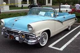 Classic Convertible Cars - Bing Images '56 Ford victoria