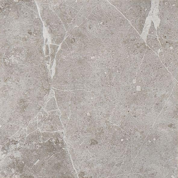 37204 M1515 Grey Fleury Honed Inspirerad av den Toskanska marmorn Fiore di Bosco, med granitkeramikens alla praktiska fördelar och en yta som liknar en slipad marmor.
