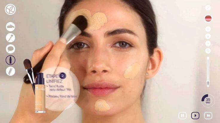 Tutoriel maquillage : Comment appliquer son Fond de Teint !