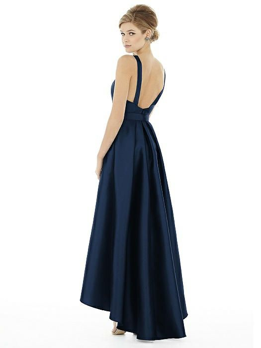 Alfred Sung Bridesmaid Dress D706 | The Dessy Group                                                                                                                                                                                 More