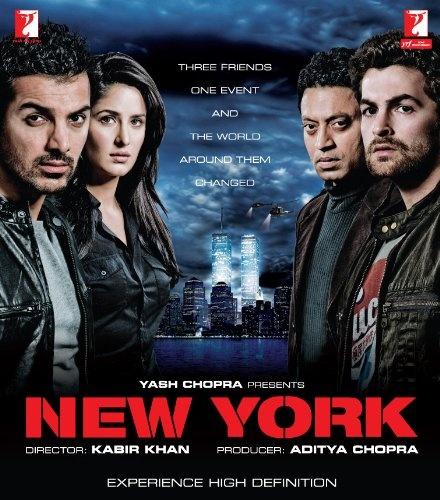 good New York [Blu-ray](Bollywood Movie / Indian Cinema / Hindi Film)