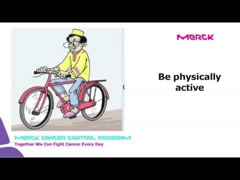 Merck Cancer Control Program-Cancer Detection & Prevention Patient Educ in English.#MerckCancerTips - WATCH THE VIDEO.    *** cancer prevention and control program ***   Merck Cancer Control Program – Cancer Detection and Prevention Patient Education in English. Merck Capacity Advancement Program. Merck Cancer Control Program  – Together We Fight Cancer Everyday. Video credits to the YouTube channel...