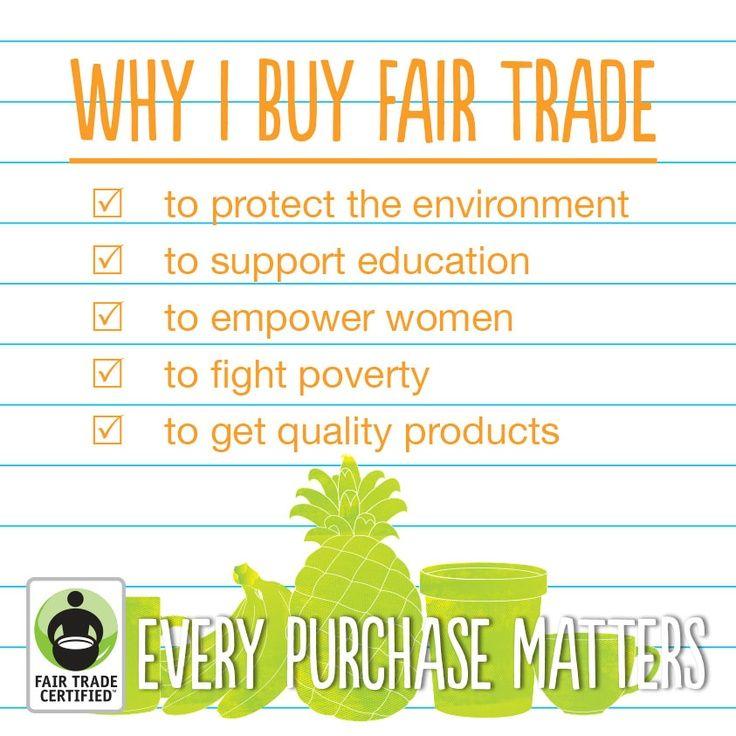 Fair trade vs free trade essay
