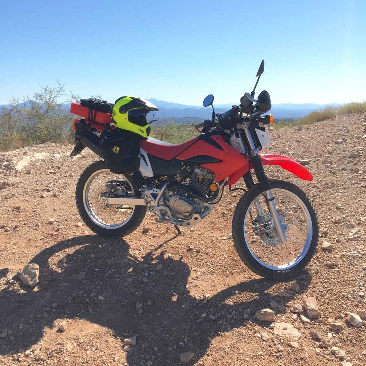 "Used 2008 Honda CRF 230L Motorcycles For Sale in Arizona,AZ. 2008 Honda CRF230L Dual Sport, Ready for Adventures! In the era of BIG adventure bikes and over-sized dual-sports, this one's refreshing! The only reason I'm selling this one is that I have three….guess you could say I'm a believer as they're light, fast enough, get Hi MPG (+70) and they don't break. If you break it out on the trail, it can likely be fixed mostly then and there. These also enjoy a seat height of ~ 31.0"" rather than…"