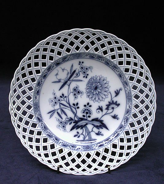 Plate, Dessert   Royal Porcelain Manufactory, Berlin   German, ca. 1780   Hard-paste porcelain   The Metropolitan Museum of Art, New York