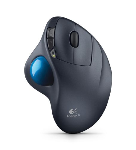 Logitech Wireless Trackball Mouse M570 is used by #JudyEssig.com for all the clients requests.