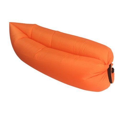 Portable Outdoor Inflatable Sofa Couch Bed Sleeper Travel Garden Furniture Orange -- Details can be found by clicking on the image.(This is an Amazon affiliate link and I receive a commission for the sales)
