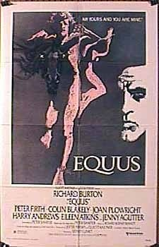 Equus // Richard Burton // Peter Firth // 1977