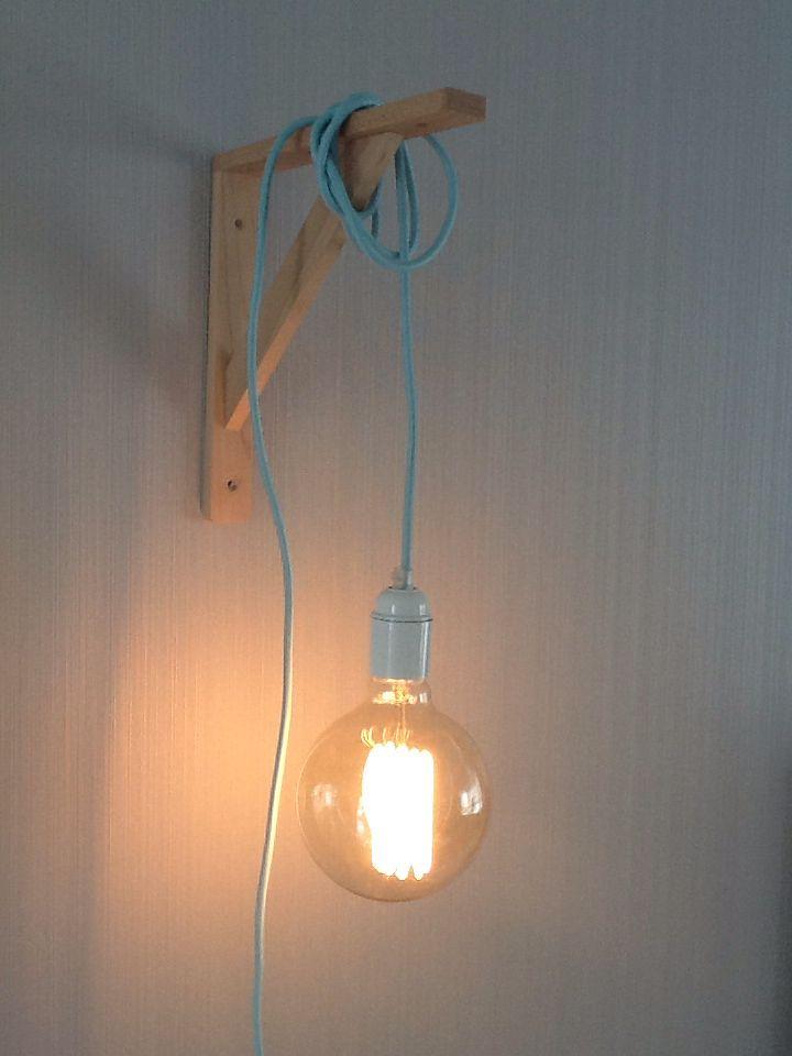 Origineel idee voor sfeerverlichting. Besteld via @snoerboer.nl