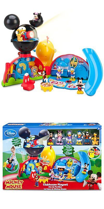 Mickey 19219: Disney Exclusive Mickey Mouse Clubhouse Playset -> BUY IT NOW ONLY: $98.11 on eBay!