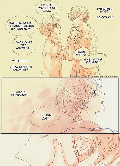 Hunhan comic 5