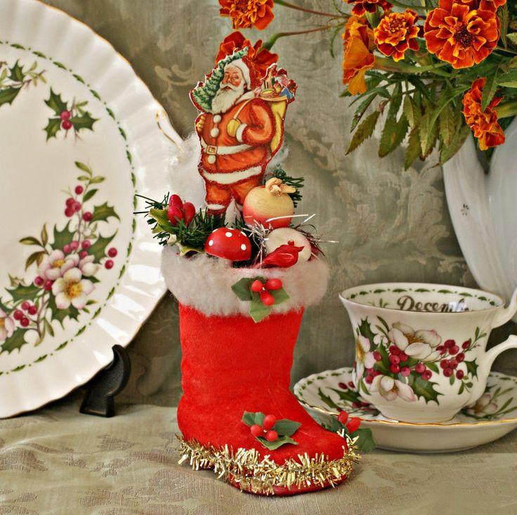 Victorian Christmas Decorations: 17 Best Ideas About Victorian Christmas Decorations On