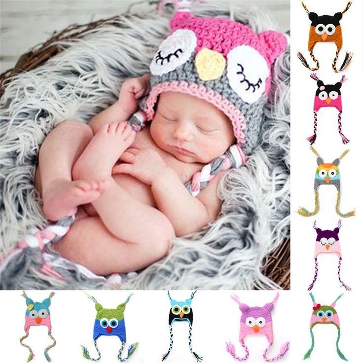 Зима детские бомбардировщик шляпа с ушами / кролик-образный вязать шерстяной шарф LD789 #jewelry, #women, #men, #hats, #watches, #belts