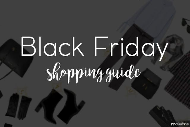 #moda #ropa #zapatos y #bolsos → lista de deseos y recomendaciones #BlackFriday | Guia de shopping para Black Friday y Navidad ♥ #fashion #clothes #bags #shoes → Black Friday and Christmas wishlist shoppimg guide. www.maikshine.com