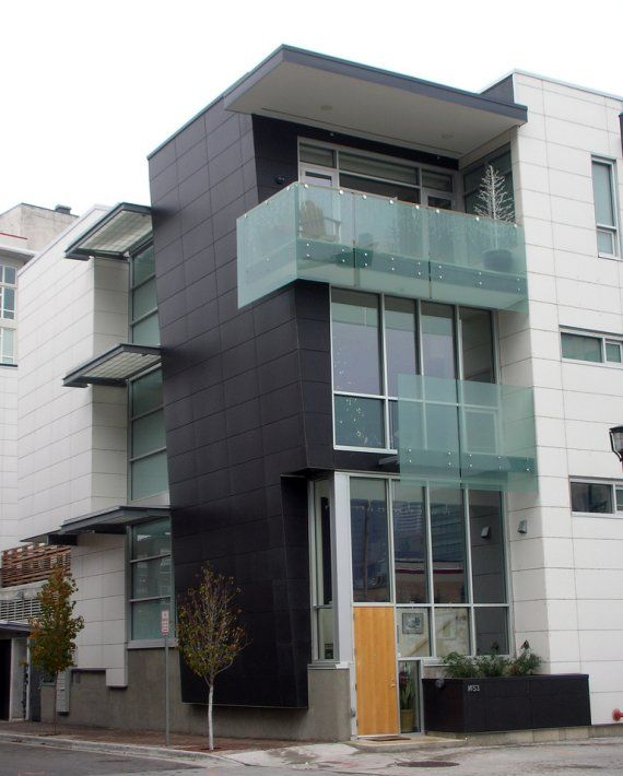 17 Best Images About Row House On Pinterest Modern