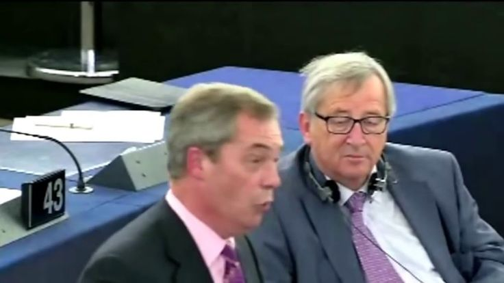 BREAKING : Nigel Farage   'You Are As Stale & Musty As A Corked Bottle O...