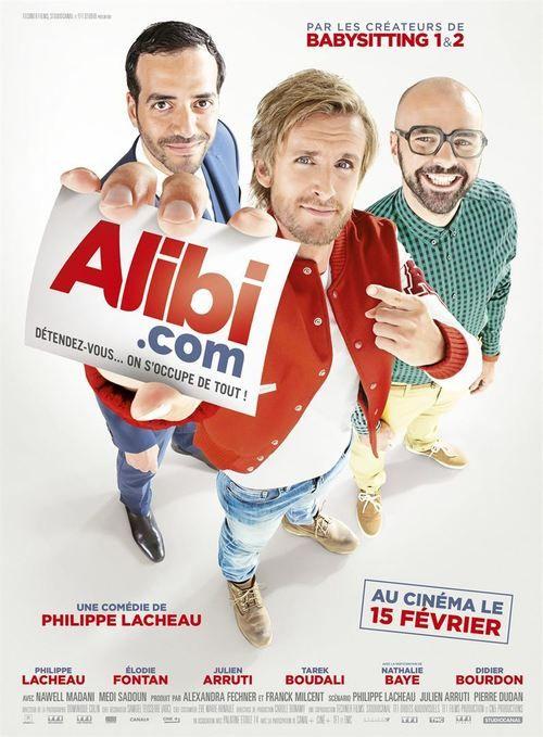 Watch Alibi.com (2017) Full Movie HD Free Download