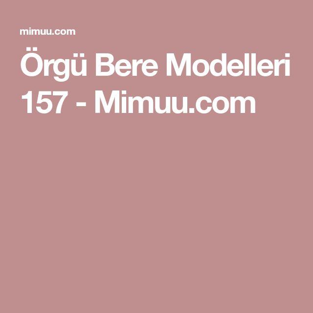 Örgü Bere Modelleri 157 - Mimuu.com