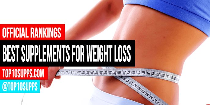 These are the 10 best supplements for weight loss. Use these fat burning supplements to help you reach your weight loss goals this year.