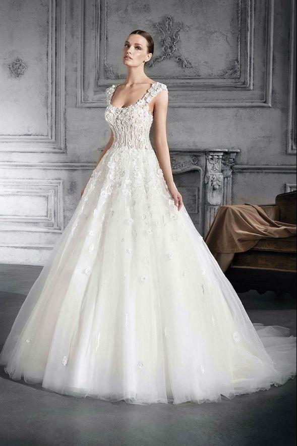 f0a97235e47b Νυφικά Φορέματα Demetrios Collection - Style 767