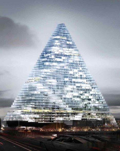 Captivating 8 Stunning Buildings Due For Completion In 2012 Amazing Design