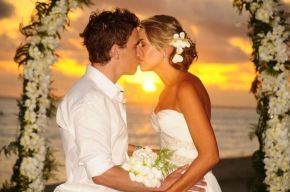 Little Polynesian Resort - Weddings #littlepolynesian #pacificresort #cookislands #rarotonga