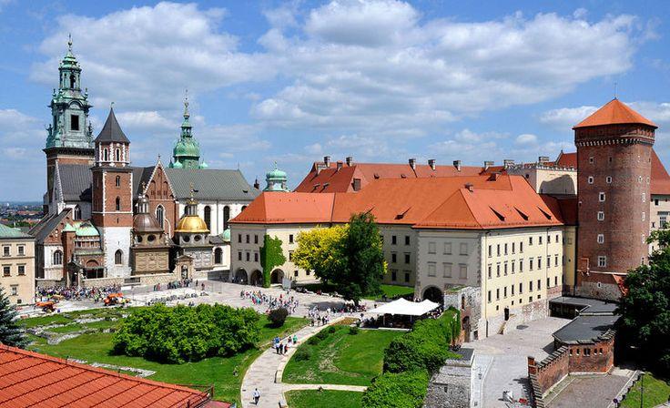 Древний город Краков (Польша)