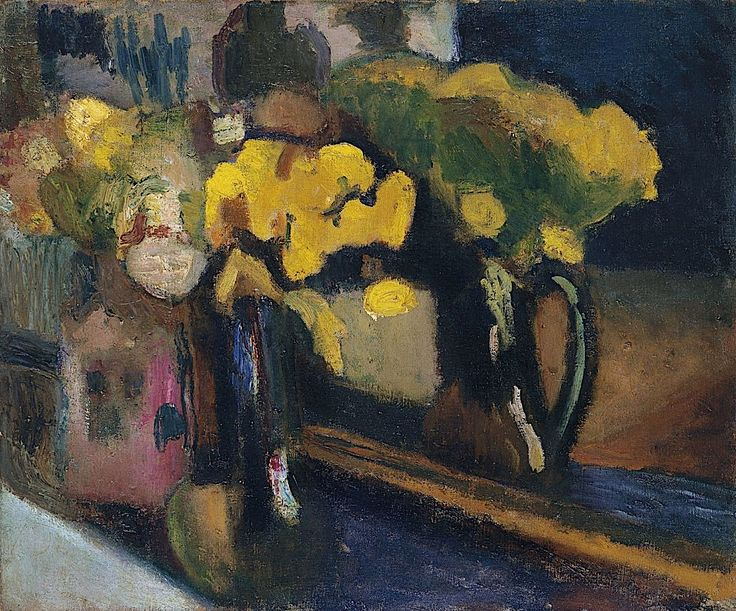 Henri Matisse - The Yellow Flowers - 1902
