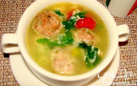 Итальянский свадебный суп
