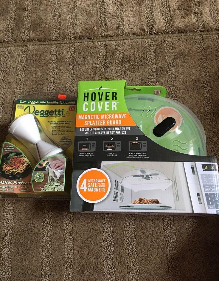 Hover Cover Magnetic Microwave Splatter Guard 11 Diameter