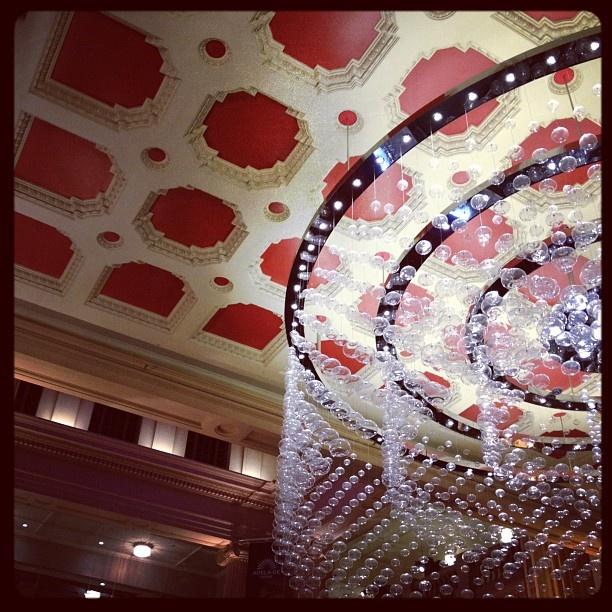 Adelaide casino. Chandelier bar. City. Urban. Entertainment.