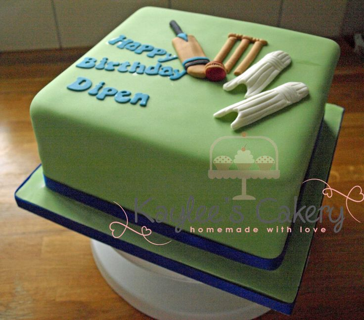 Cake Decorating Cricket Figures : The 25+ best Cricket cake ideas on Pinterest Cricket ...