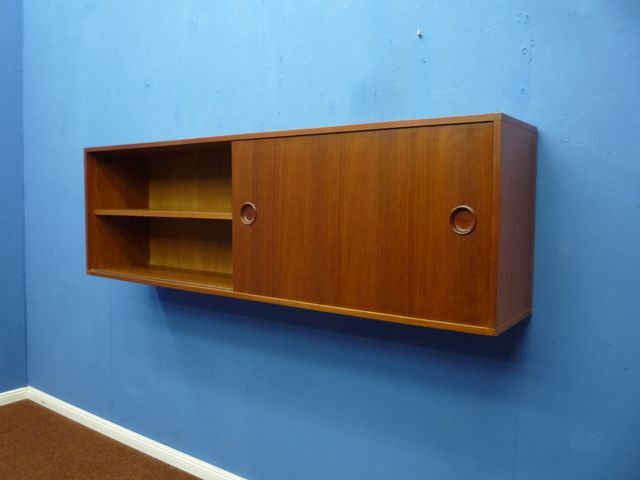 Teak Wall Cabinet By William Watting For Fristho 1960s Teak Cabinet Furniture