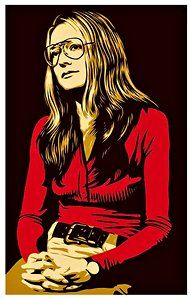 """It takes all kinds to make a strong, healthy movement like feminism. From the NYT article Gloria Steinem, a Woman Like No Other, """"As for whether there should be  another Gloria Steinem, she [Steinem] replied, """"I don't think there should have been a first one."""""""