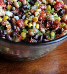 DIY Lady Hacks: Easy Cowboy Caviar Recipe